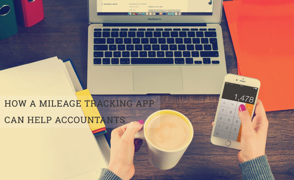 Accountants mileage tracking app