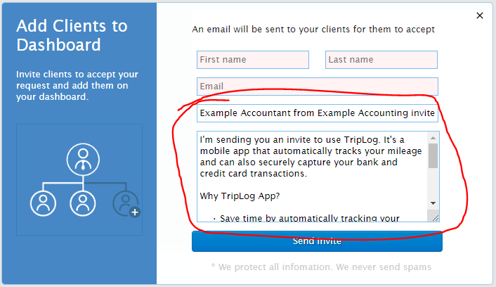 TripLog for Accountants user guide