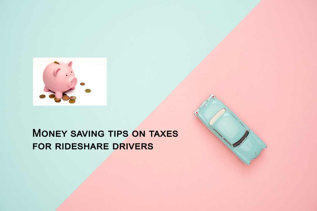 Triplog mileage tracking app rideshare driver tax saving tips