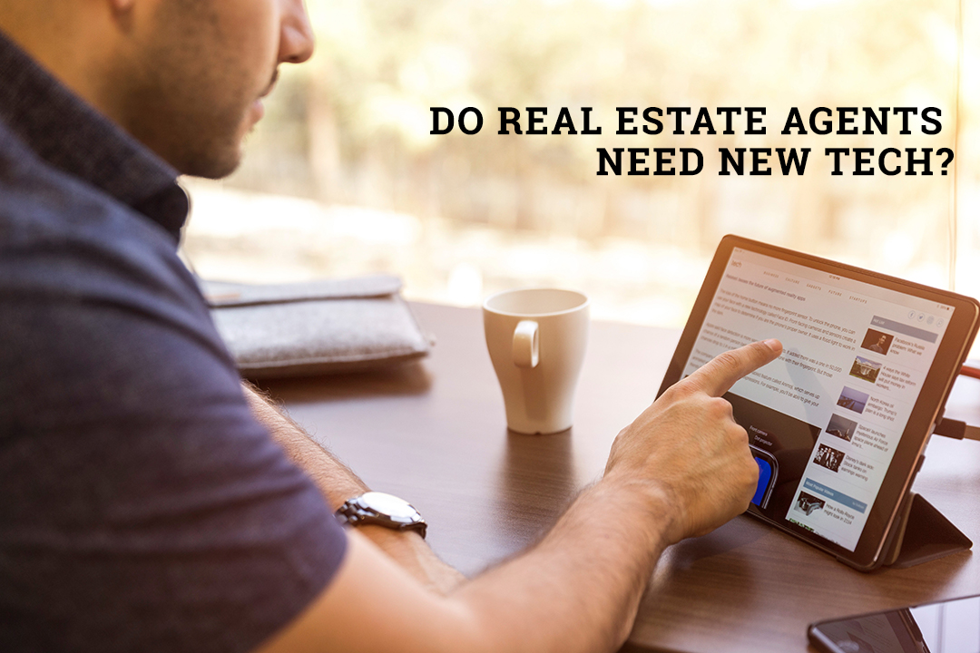 technology real estate agents