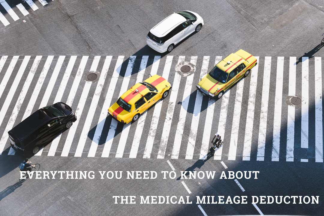 TripLog app for Medical Mileage deduction