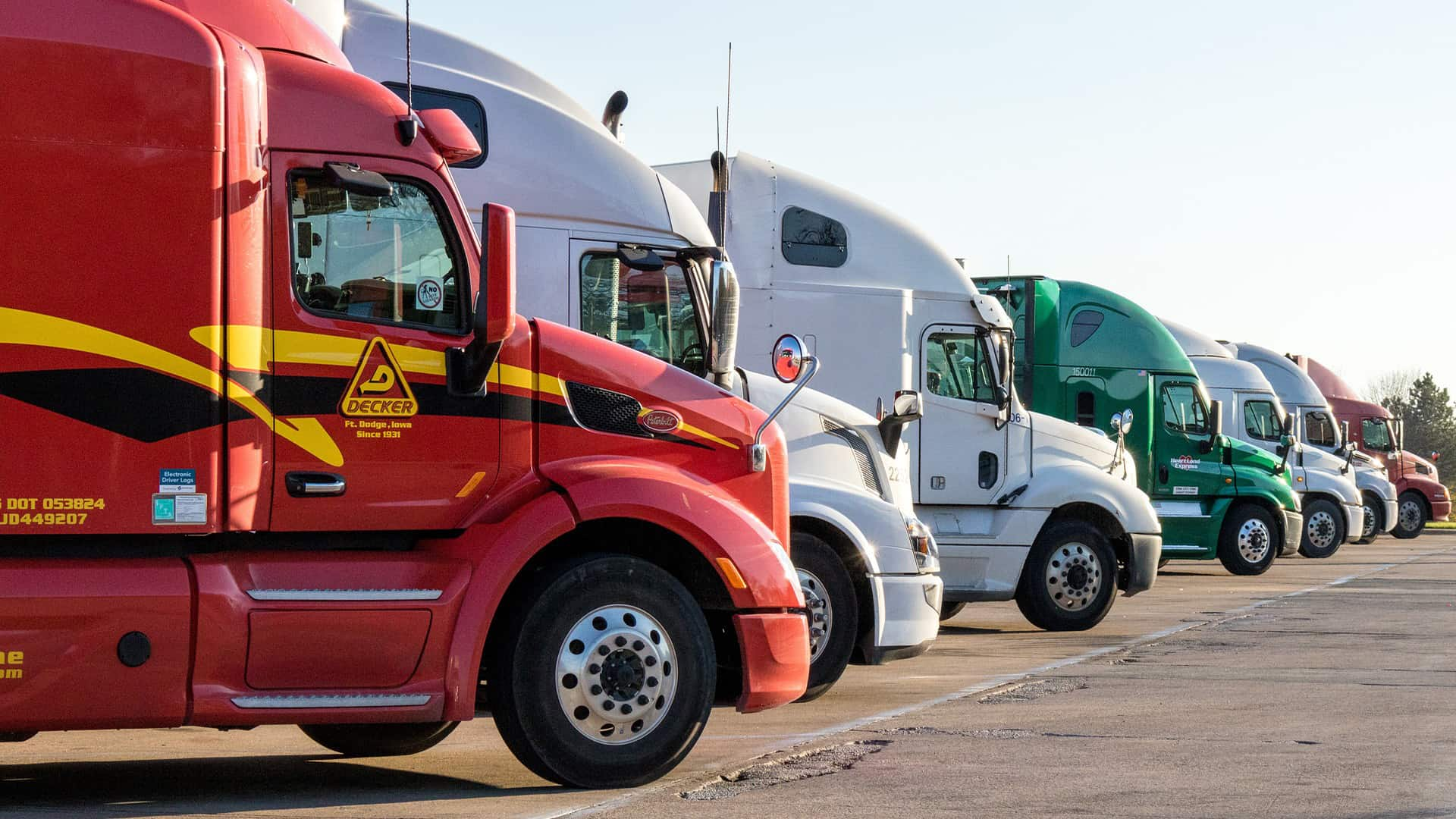 lorries need mileage tracking