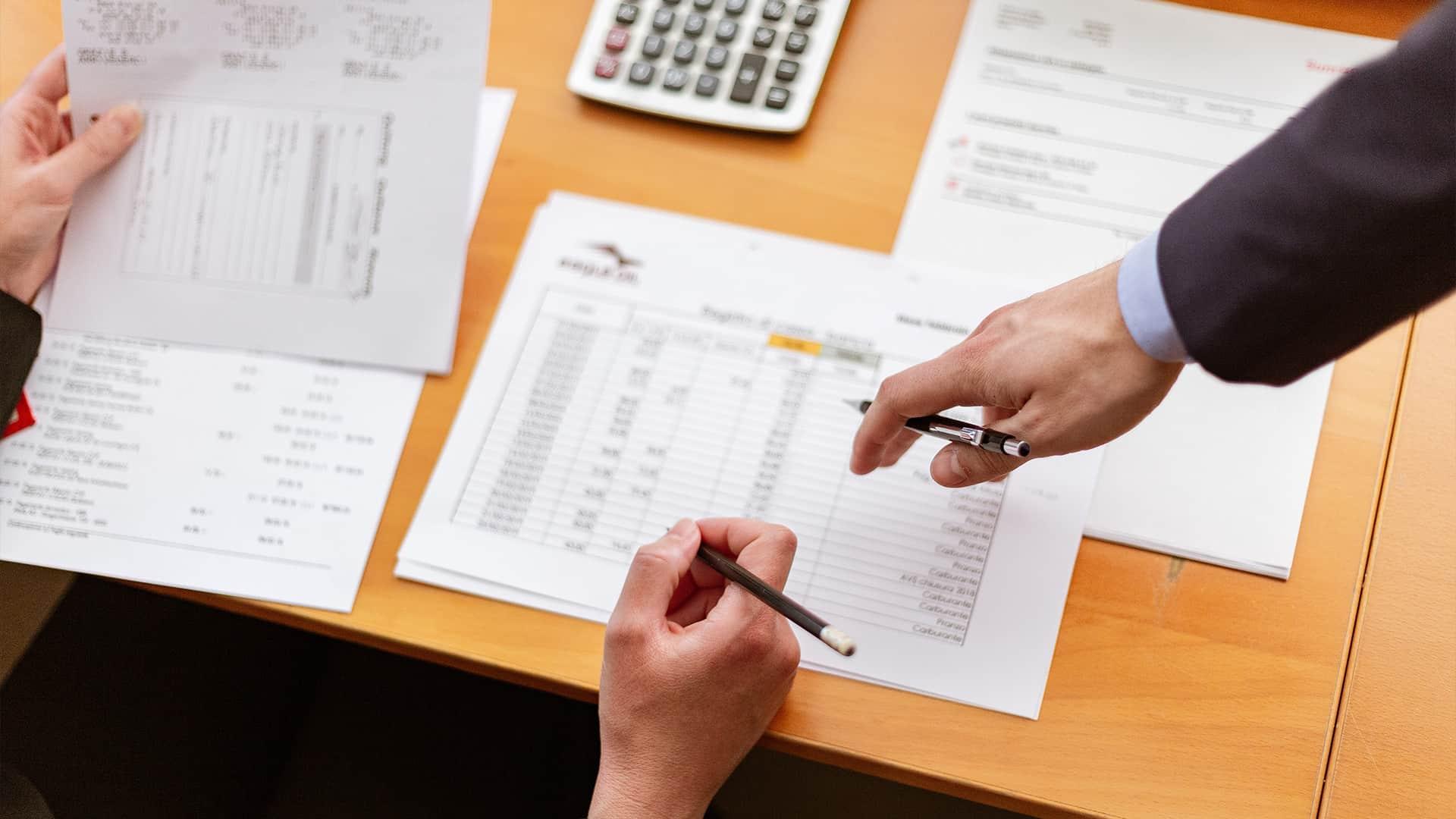 manage employee spending