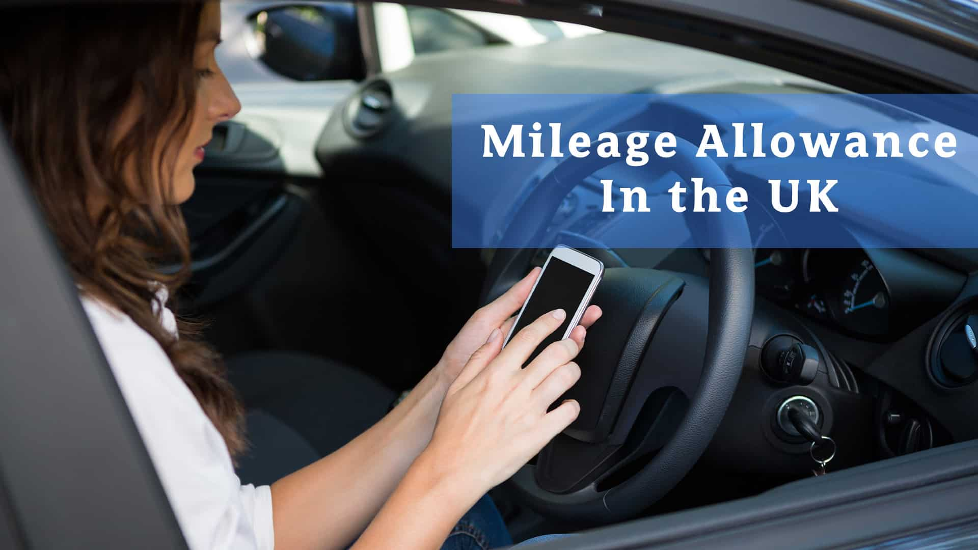 mileage allowance uk MAP AMAP HMRC expense tracker triplog